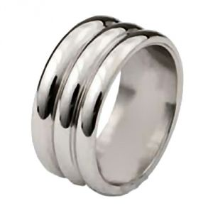 Deep Groove Cock Ring