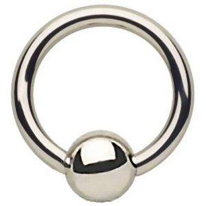 Glans Ring with Pressure Ball