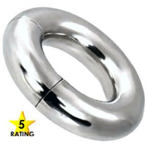 Titanium Smooth Segment Ring